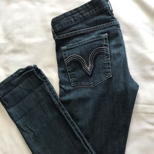 7 For All Mankind Jeans - 7 for all Mankind 'Kate' Straight Leg Stretch Jean